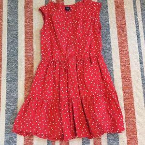 Gap Kids Girls ⭐️ Star Dress 8 M
